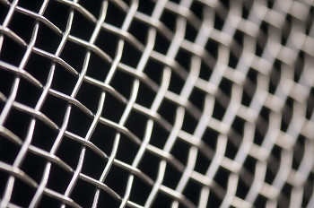 Wire and mesh